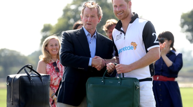 The Duke of Sussex travels to Rome for 2019 Sentebale ISPS Handa Polo Cup