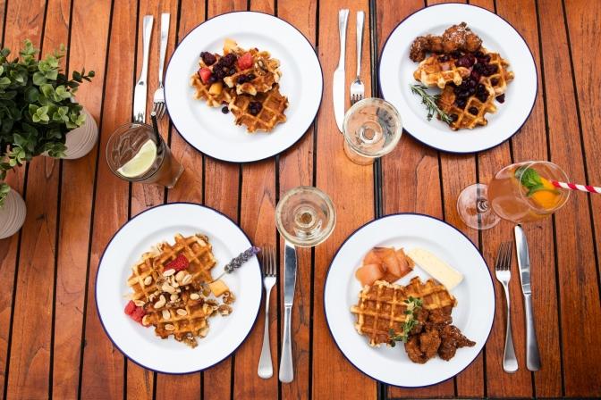 Let's do brunch honey:  Melbourne's bottomless waffle seduction…