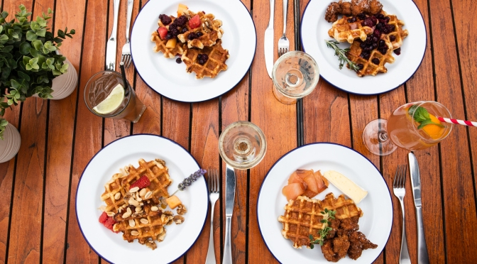 Let's do brunch honey:  Melbourne's bottomless waffle seduction…
