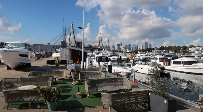 Boatyard Brunch: The Galley at Sydney Boathouse in a league of its own