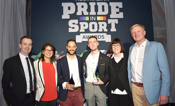 Australian Pride in Sport Awards