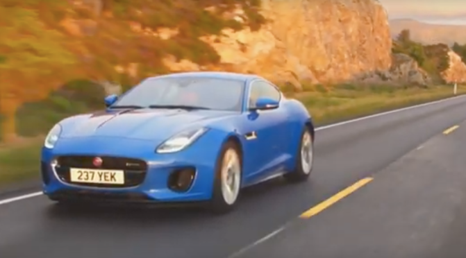 Test Drive & Review: Demystifying preconceptions of the Jaguar F Type Turbocharge 2.0L