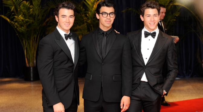 Jonas Brothers – I Believe:  Reunited and they've still got it! (Listen to the New Album here)