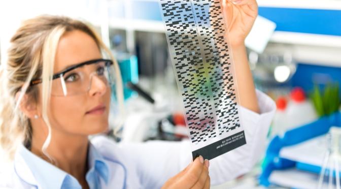 The new genetics testing platform