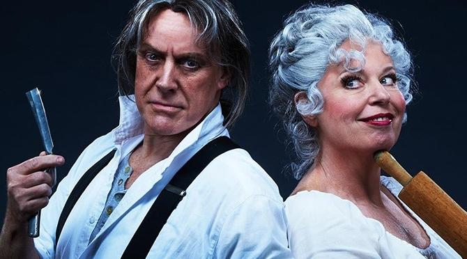 Sweeney Todd:  Short run Melbourne show 20-23 June