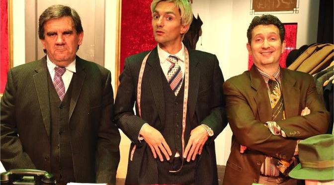 Are you Being Served:  Hit UK Comedy adapted for the Perth stage!