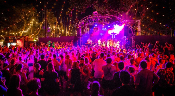 Top 10 picks at Darwin Festival's 40th Anniversary celebrations