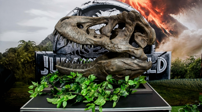 Jurassic World Pop-Up: Final Weekend
