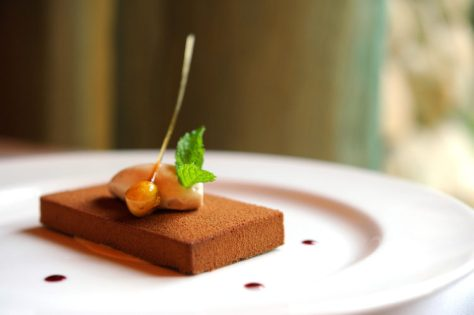 """Chocolate Pate"", Napa Rose, Disney's Grand Californian Hotel & Spa"