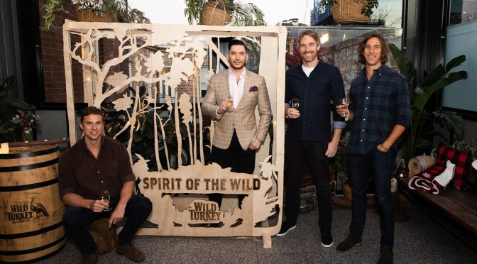 "Spirit of the Wild: ""Switch off, to switch on"""