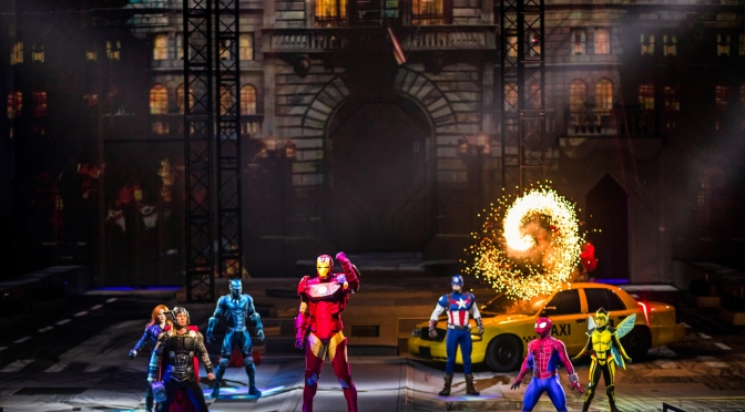 20 Marvel Superheroes & Villains to storm arenas across Australia!