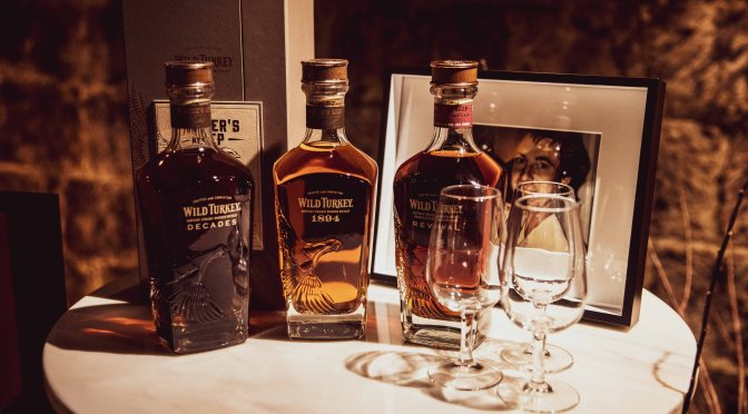 The legacy of family: Wild Turkey launches Master's Keep Revival