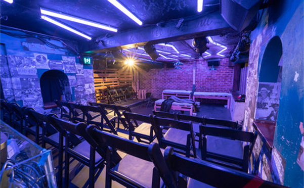 World Bar Kings Cross tranforms into a multi-level arts hub, Fringe HQ