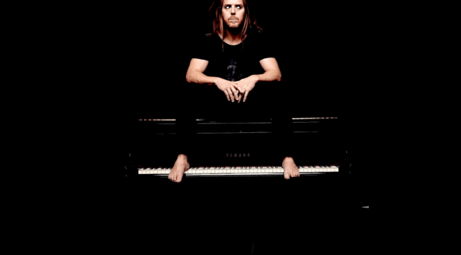 "Tim Minchin is back, with ""Back"""