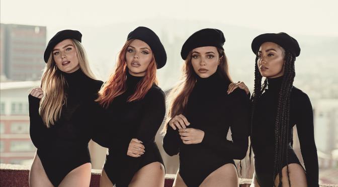 Little Mix: Reschedule Concert Dates