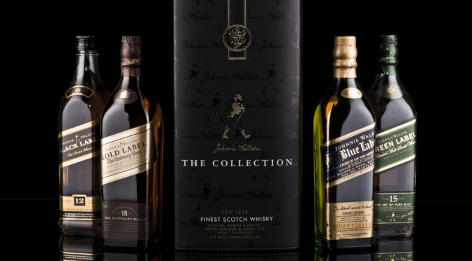 Johnnie Walker: Last Chance to Taste an Icon of Scotch Whisky