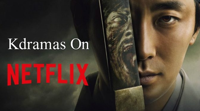 7 Korean Originals on Netflix