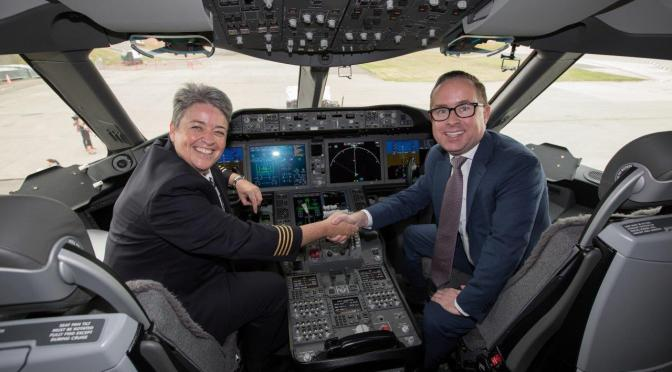 'Project Sunrise' Qantas Research Flights take off