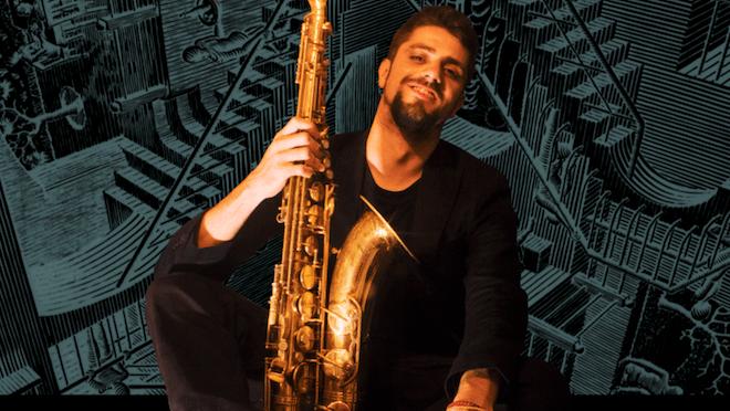 "The urban experimental Sax man, ""Gab Zak"" – takes residency at Tayim, The Rocks"