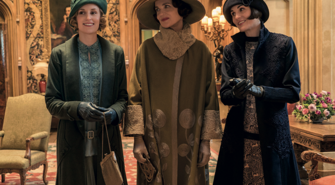 The women of Downton Abbey on reprising their roles for film