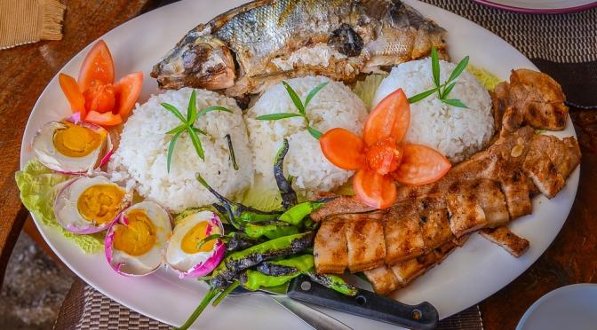 International influences on Filipino food