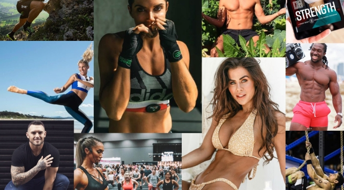 FitSpo All-Stars:  Melbourne Fitness Show meet & greet wishlist!