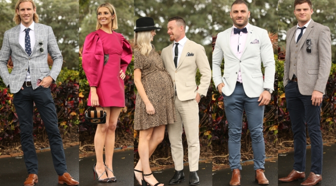 Stars come out to play on TAB Epsom Day