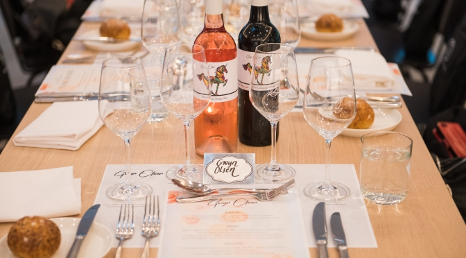 Playful with a touch of magic: Introducing Gwyn Olsen's new wines