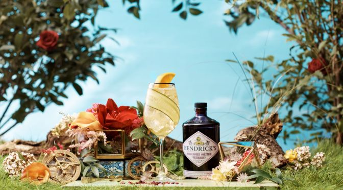 Channelling the Midsummer Solstice, the Hendrick's way…