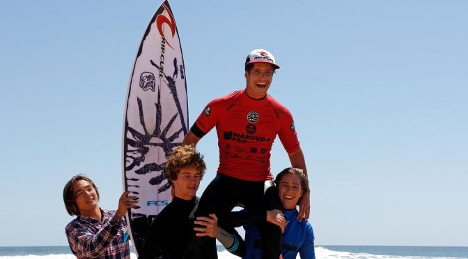 Western Australia Pro Surf Series starts this weekend