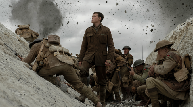 Behind the Scenes: 1917 – a race against time, crossing enemy territory!