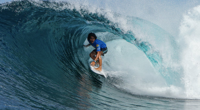 John-Mark Tokong Claims Thrilling Victory at 25th Siargao Cloud 9 Surfing Cup QS1,500