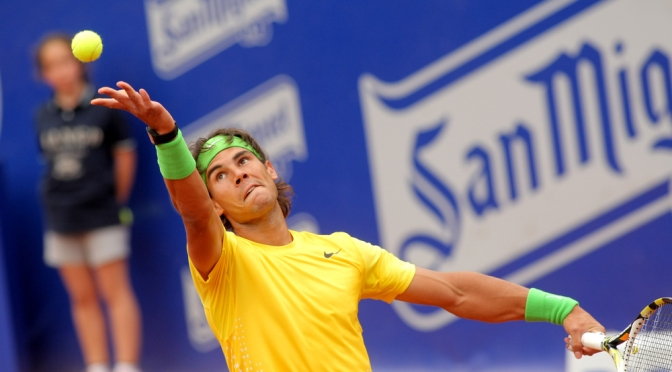 Rafa Nadal finally ties the knot – you won't believe where!