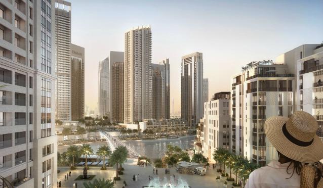 Dubai Creek harbour – world's largest entertainment destination