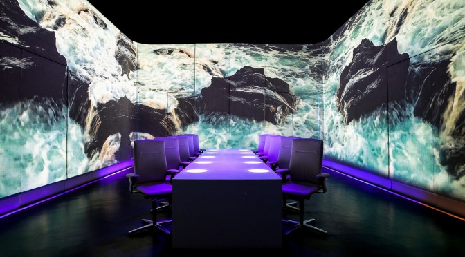 Ultraviolet by Paul Pairet – Shanghai, China: The real multisensory dining experience