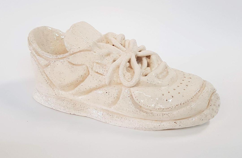 Gillian Kayrooz - Ceramic Sneakers 2